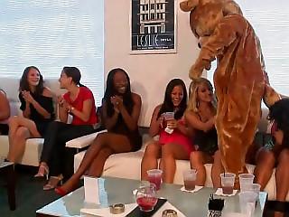 stripper copulates whores
