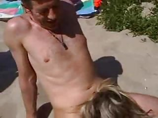 piercing inexperienced lady on the seaside