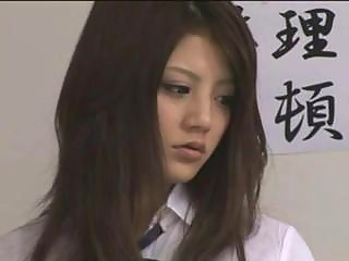 japanese young slut and their janitor by