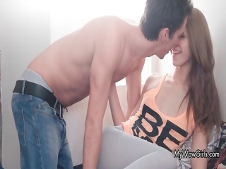 sweet teenager babe going crazy part6