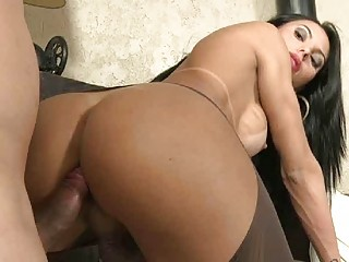 Gorgeous Shemale Fucked Raunchy