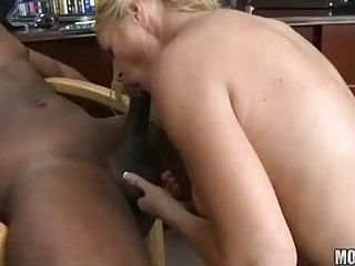 blond pale sweet with giant tits licking dark