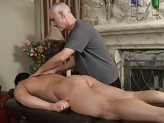 older  gay hunk licks more juvenile  difficult
