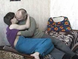 daddie and son acquiring turned on and showed on