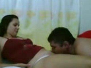 brazilian lady miss naijara piercing and licking