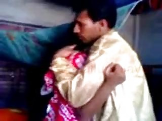 indian newly wedded male trying zabardasti to