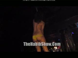 strippers, strippers slanging their arse dark