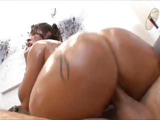 giant ass brazilian threeway