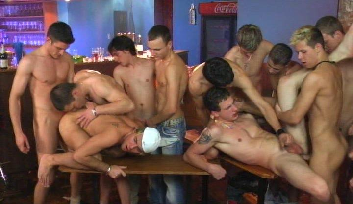 inexperienced twinks having awesome gay bunch