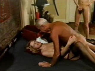 mature guy ....grand dad  jean villroy shagging