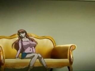 hentai large tits bondage