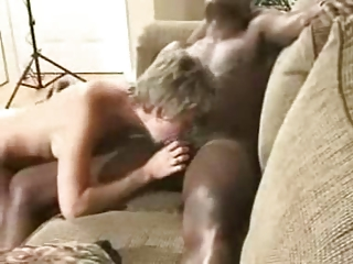 naughty housewife and brown boy going mad
