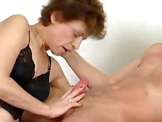 mature german girl takes nailed  inferno