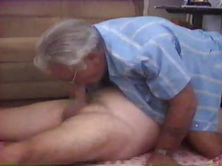 threesomes granny guy