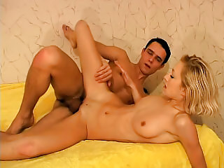 young angel licking