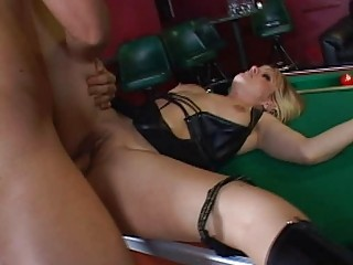 charming desperate pale with real breast doing
