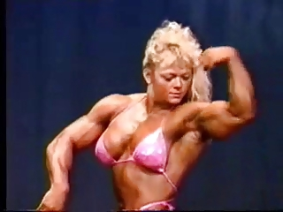 big feminine bodybuilder