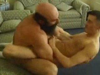 daddy copulates his man