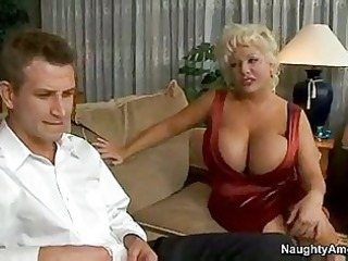 naughty cougar claudia maria seducing sons lover