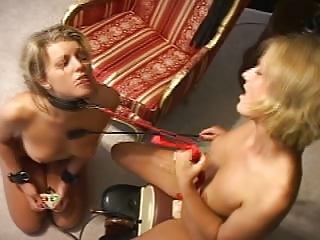 femdom with desperate slut adams