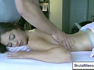 never trust the massage guy with your girl at