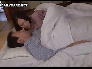 amateur asian sucking an elderly mans penis