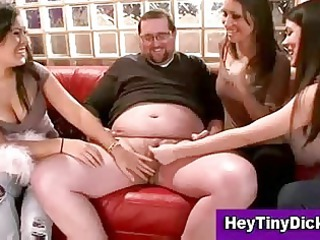 small libido femdom humiliation handjob