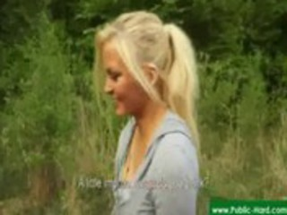 public pick ups  exposed sexy czech babes obtain