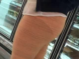 orange jeans camel toe bitch