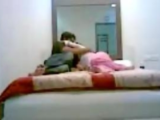 indian duo fuck into bedroom hidden cam scandal