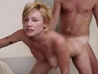 sweet doll emo gangbanged doggystyle