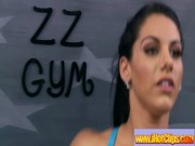 Sporty Hot Girls Get Fucked Hardcore movie-06