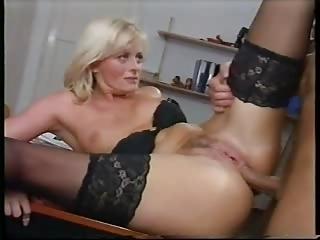 european blonde bottom ladies ( 2 scenes )