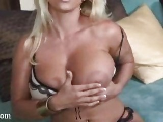 holly halston super  huge boobs