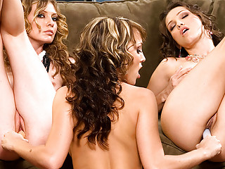 triple awesome skilled dikes tease devices