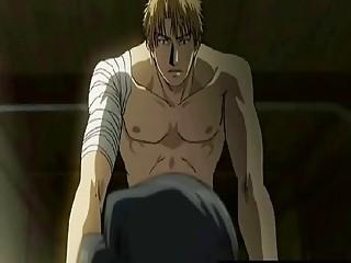 hentai gay military captain