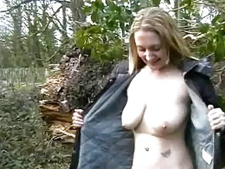 uk fresh lady exposed inside outside and flashing