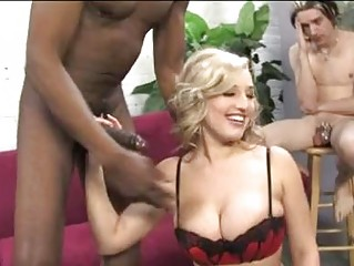 cuckold bleached into sweet underwear licks giant
