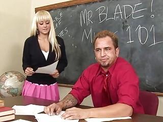instructor shafts undergraduate