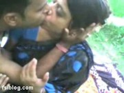 indian aunty outdoor sex