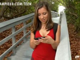 teenage amp takes pregnant