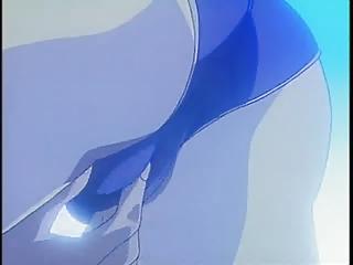 anime homosexual woman