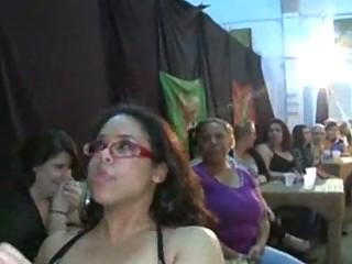 celebration babes banged by boy stripper