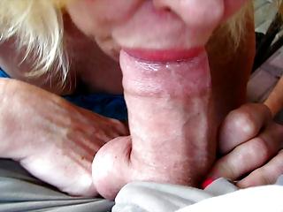 squirty deepthroat practice inside red romper