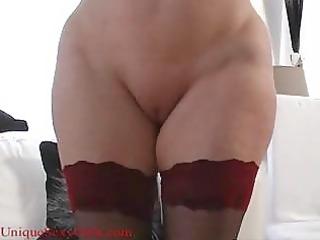 fresh mil mother bizarre vagina spreading