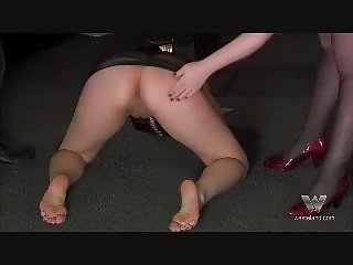 submit and spank