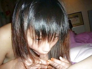 young chinese gfs fucked!