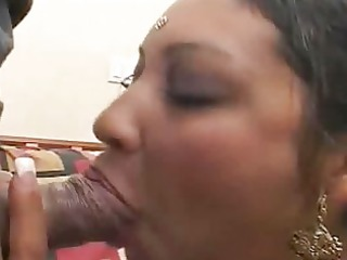 sweet indian babe pleases with a cock inside her