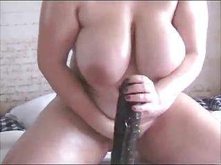 slutty chubby bbw ex gf with giant boobs sitting
