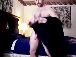 Hot Big Floppy Cock Dance
